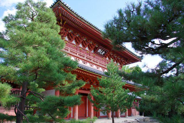 魅力ある塔頭がいっぱい・大徳寺