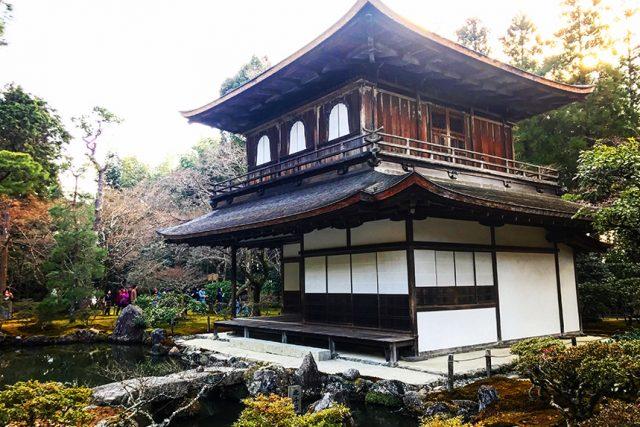 銀閣寺 ~侘び・寂び文化の象徴~