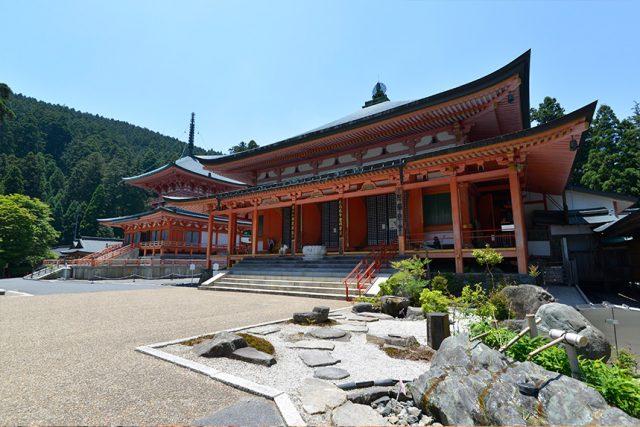 天台宗的本山——比叡山
