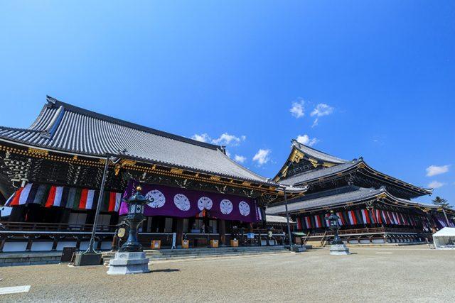 世界最大級の木造建築・東本願寺