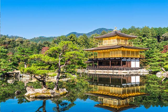 【京都観光2021】モデルコースで巡る!金閣寺~龍安寺~嵐山