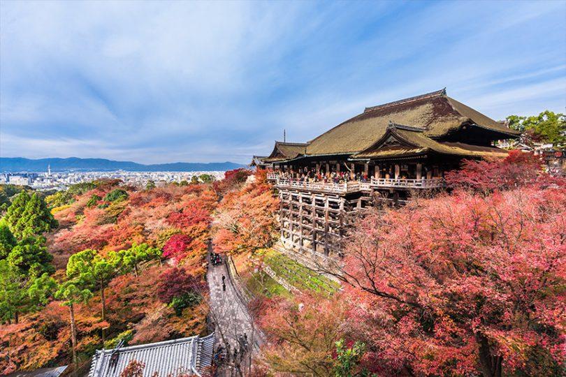 清水寺 ~四季を通して楽しめる世界文化遺産~