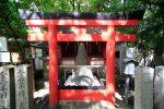 芸能人が多く訪れる車折神社