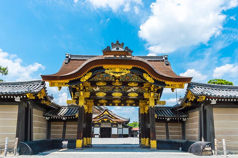 二条城 ~世界遺産・徳川幕府の京都拠点~|観光|FunJapo|京都 ...