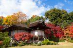 時代劇スターが造り上げた大河内山荘庭園