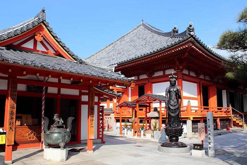 空也上人像で知られる六波羅蜜寺