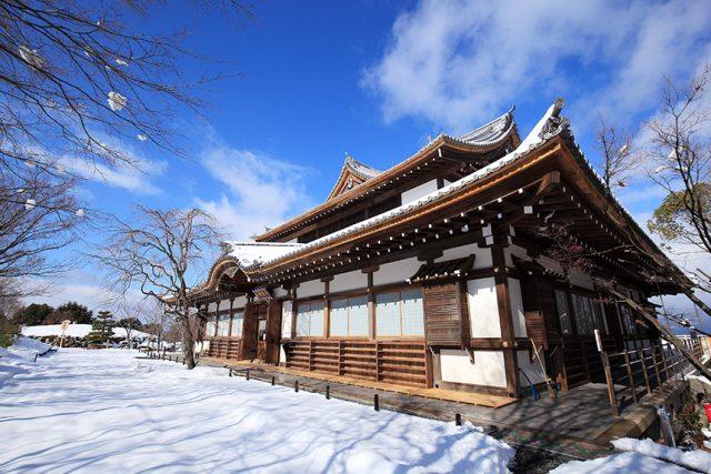 将軍塚青龍殿 ~京都一望の展望スポット~