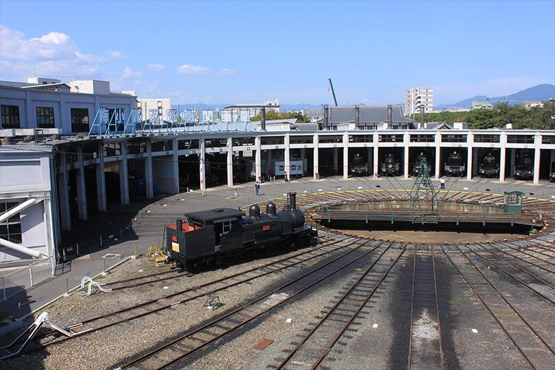 鉄道に関するあれこれを体験・京都鉄道博物館