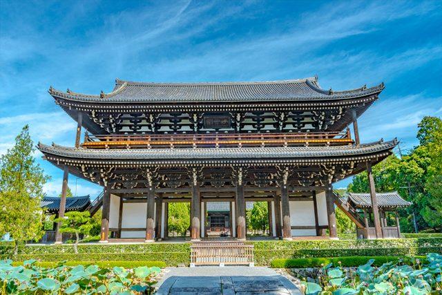 【京都観光2019】モデルコースで巡る!東福寺~伏見稲荷~平等院
