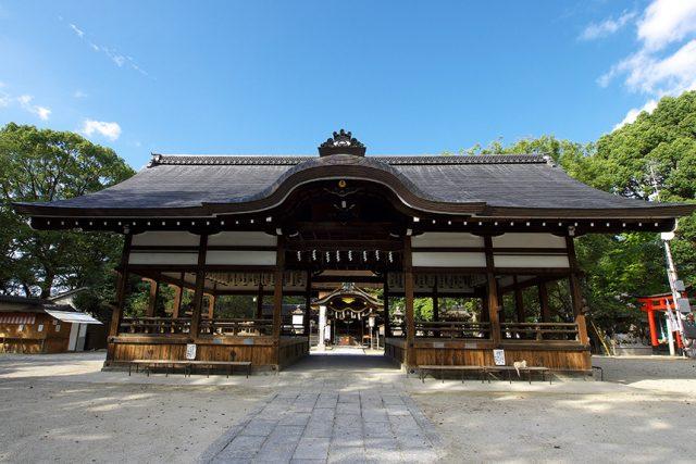 藤森神社の藤森祭~馬上で技を披露する駈馬神事~