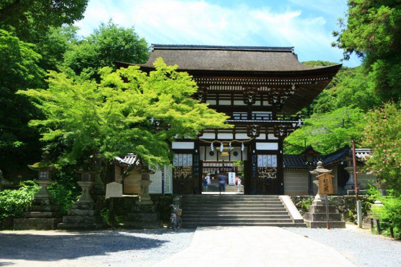 造酒的神明——松尾大社