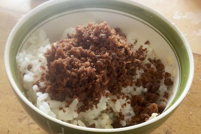 三嶋亭「牛肉しぐれ煮」