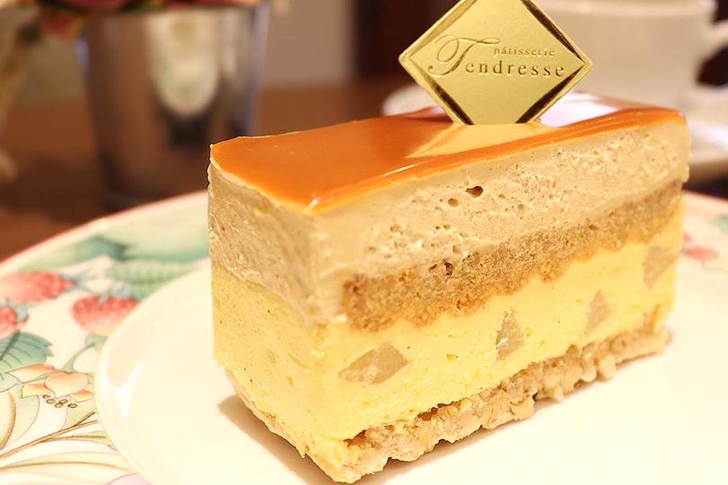 パティスリー タンドレス「カットケーキ」